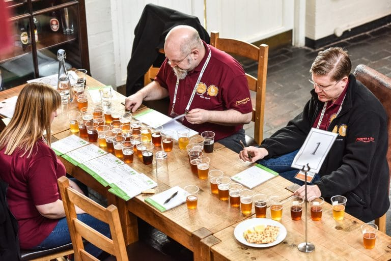 International Brewing & International Cider Awards – where judgement is a good thing!