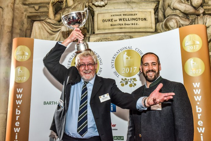 IBA & ICA 2017 Awards Presentation